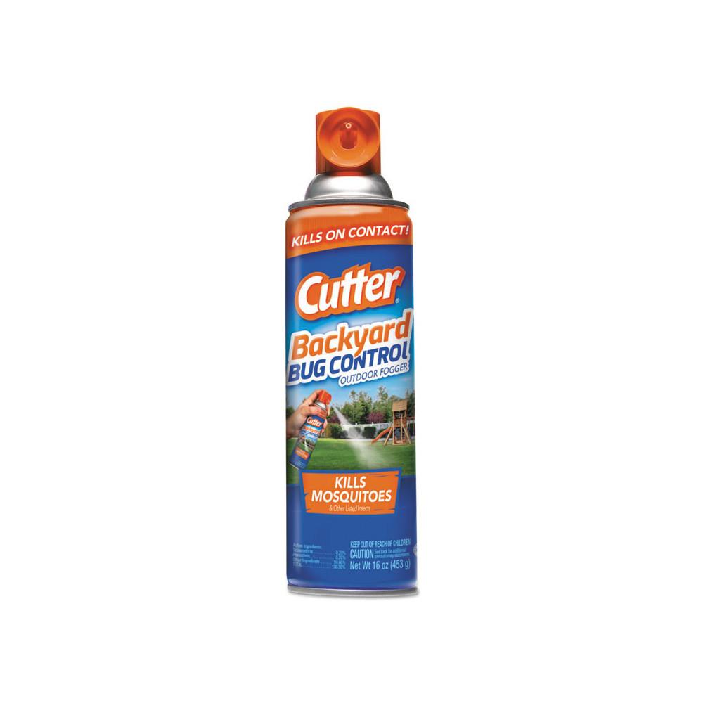 Cutter Backyard Bug Control Outdoor Fogger Spray, 16 oz ...
